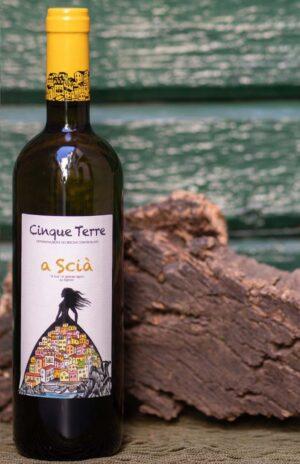 A Scià - vino bianco DOC Cinque Terre