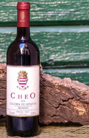 CheO – vino rosso IGP Liguria di levante