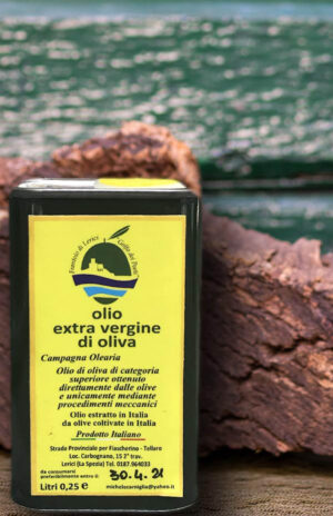 Lerici olio extra vergine 025