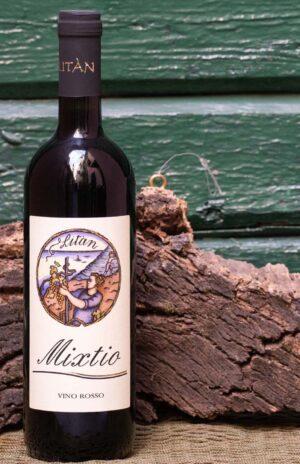 Litàn - vino rosso Mixtio
