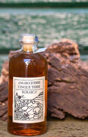 Burasca - amaro erbe Cinque Terre