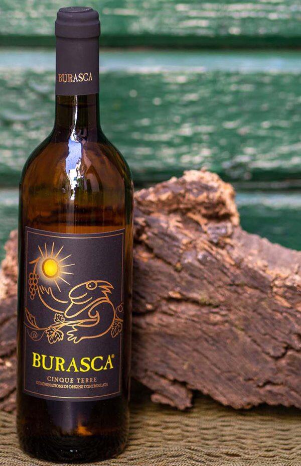 Burasca - vino bianco DOC Cinque Terre