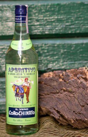 Corochinato - vino bianco aperitivo (asinello) Vermut