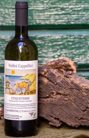 Forlini Cappellini - vino bianco DOC Cinque Terre