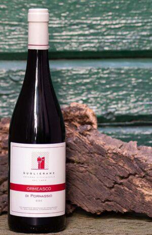 Guglierame - vino rosso DOC ormeasco di Pornassio