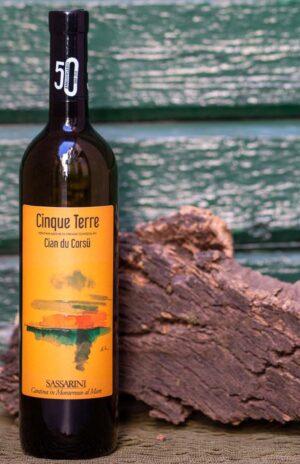 Sassarini - vino bianco DOC Cinque Terre - Cian du Corsu
