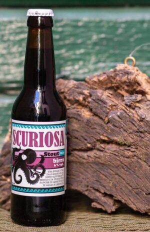 Brewing Company - birra Scuriosa 33 cl