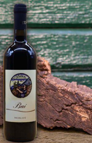 Litan -vino rosso Bai
