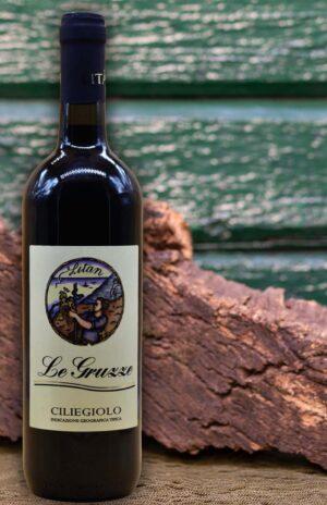 Litan – vino rosso le Gruzze