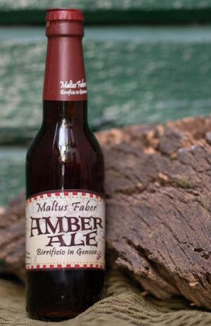 Maltus faber - birra Amber Ale 33 cl