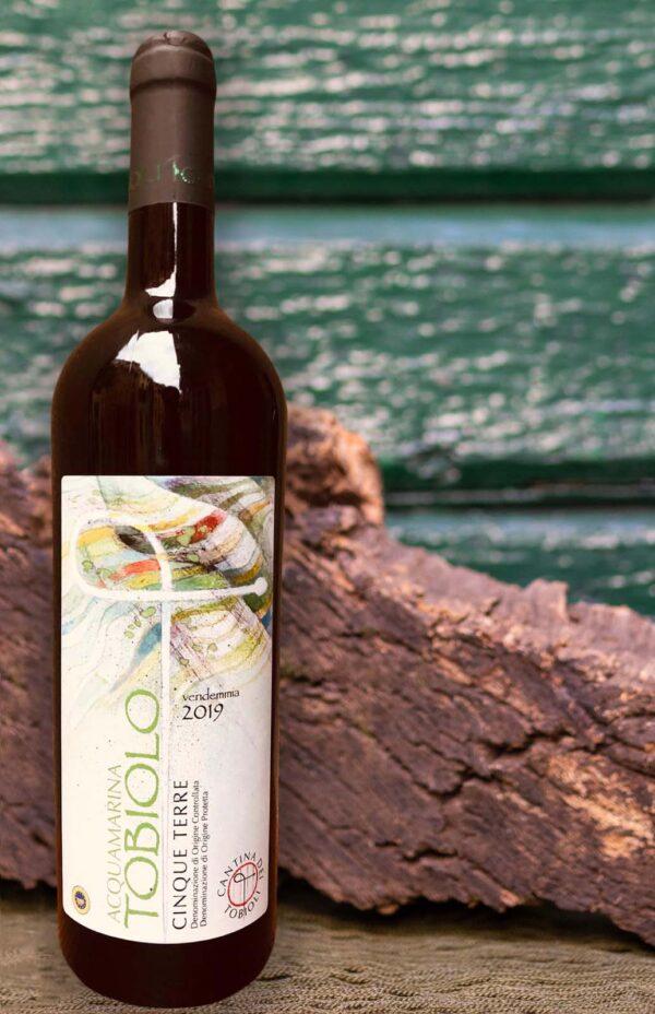 Tobiolo - vino bianco Cinque Terre DOP DOC