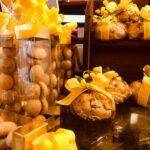 Pasticceria Canepa Rapallo - baci di dama - pandolce