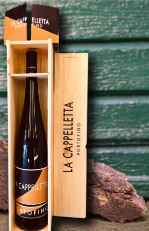 La Cappelletta Portofino Magum - vino bianco ligure