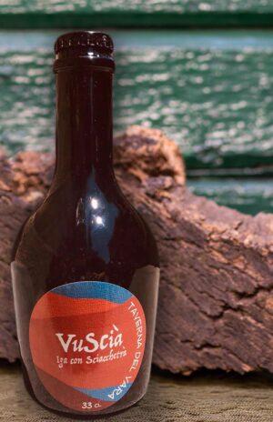 VuScià - Italian grape Ale con Sciacchetrà - Enoteca Wine Shop - Riomaggiore Cinque Terre