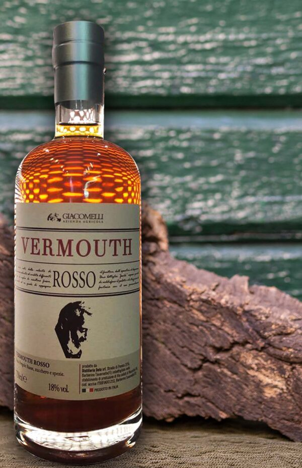 Giacomelli Vermouth - vino aromatizzato